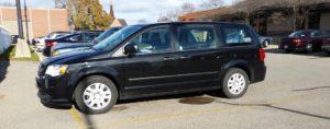 Oconto County Commission Aging Van